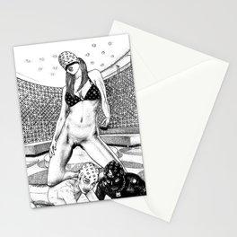 asc 676 - La marque maîtresse (Fashion slaves) Stationery Cards