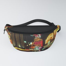 Las Vegas Lights Fanny Pack