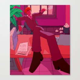 Off Time Canvas Print
