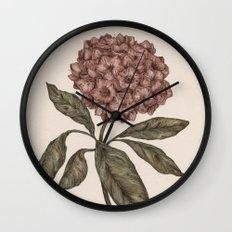 Mountain Laurel Wall Clock