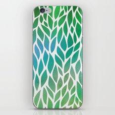Petals Pattern #2 iPhone & iPod Skin