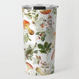 Vintage & Shabby Chic - Autumn Harvest Botanical Garden Travel Mug