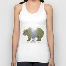 The Grizzly Bear Unisex Tank Top