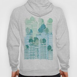 Juniper - A Garden City Hoody