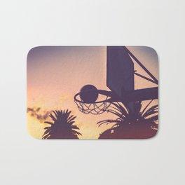 basketball hoop 1 Bath Mat