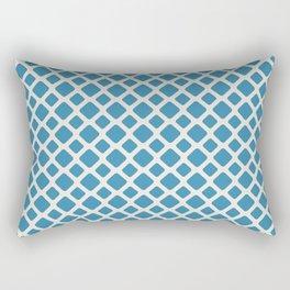Square pattern Rectangular Pillow