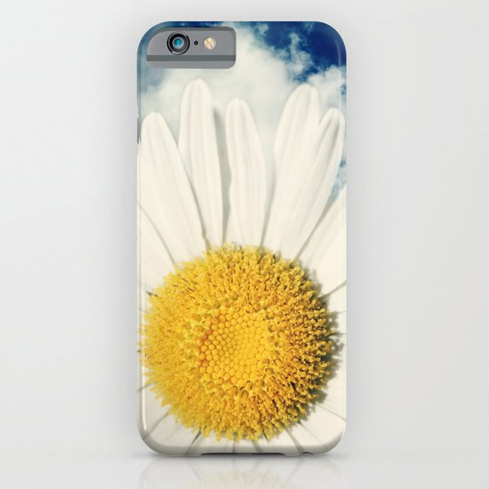 With the clouds! iPhone & iPod Case
