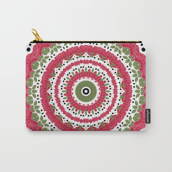 Rosy dreams. Kaleidoscope. Carry-All Pouch