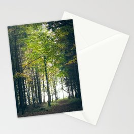 young tree Stationery Cards