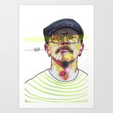 HIP Art Print