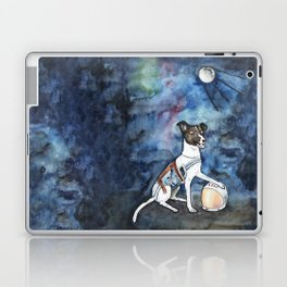 Our hero, Laika Laptop & iPad Skin