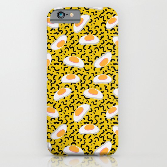 Candy Obsession - Gummy Fried Eggs iPhone & iPod Case