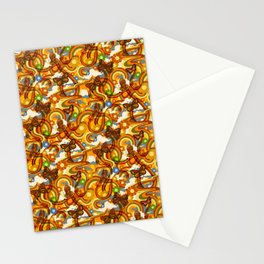 Butterflyrain  Stationery Cards
