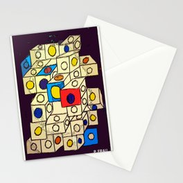 CUBE-BIT Stationery Cards