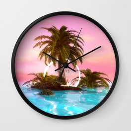 Lorelei II Wall Clock