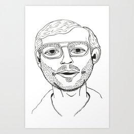 DAHMER SOLO Art Print