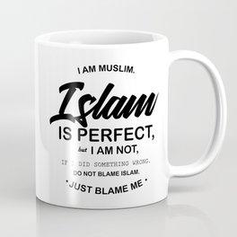 I Am Muslim Coffee Mug