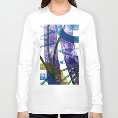 walk in tall grass Long Sleeve T-shirt