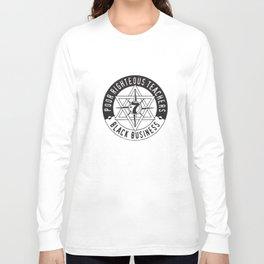 Poor Righteous Teachers Golden Era Hip Hop Classic Prt Easy Star Teacher T-Shirts Long Sleeve T-shirt