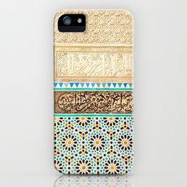 Fez, Morocco iPhone Case