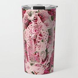 guadalupe roses Travel Mug