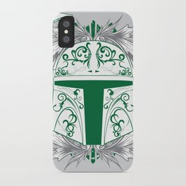 Boba Tatt iPhone Case