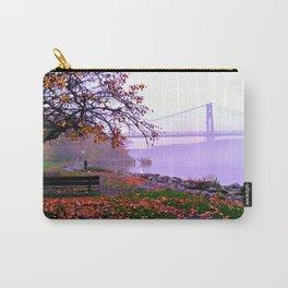 Mid-Hudson Bridge  Carry-All Pouch