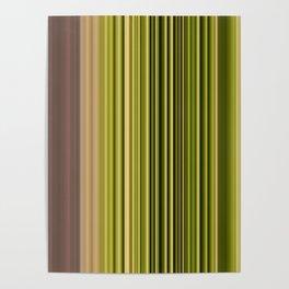 Scanline | Moss 326 Poster