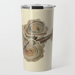 Polyporus versicolor Travel Mug