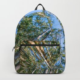 Face in the Trees Backpack
