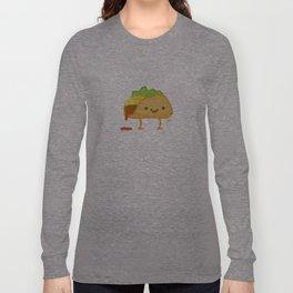 Happy Taco Long Sleeve T-shirt