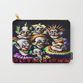 Clowns From Space Carry-All Pouch