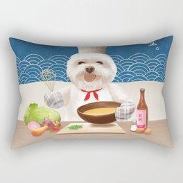 Little Chef Rectangular Pillow