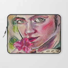 I'll see you on a dark night Laptop Sleeve