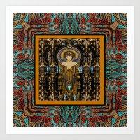 METROPLIS#2 Art Print
