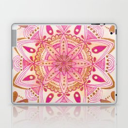 Simple Gold Madala Laptop & iPad Skin