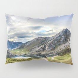 Enol, the Lakes of Covadonga Pillow Sham