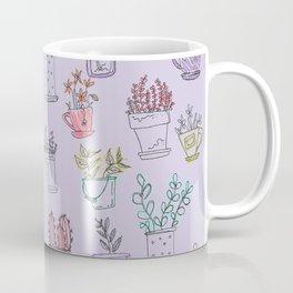 succulents in things Coffee Mug