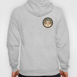 Northern Saw-whet Owl Hoody