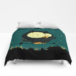 Little owl Comforters