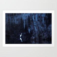 Full Moon Art Print