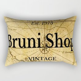 Vintage BS Rectangular Pillow