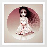 Wonderlost - Alice Art Print