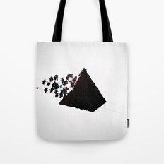 Magic Pyramid Tote Bag