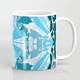 Spinx Moth Rorshach Coffee Mug