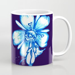 """Floater"" Flowerkid Coffee Mug"