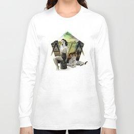 Divas: Ava Gardner. Long Sleeve T-shirt