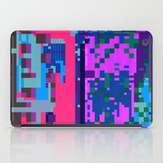 tcanvasmosh45 iPad Case
