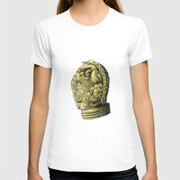 c3po T-shirts featuring C3PO by bkpena