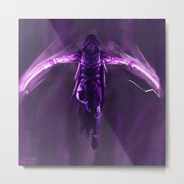 Nightstalker Metal Print